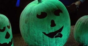 Glow in the Dark Pumpkins (DIY)