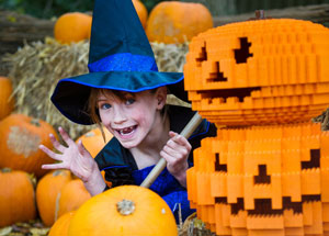 LEGOLAND resort Windsor Halloween 2017