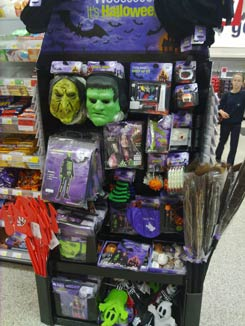 Co-Op Halloween